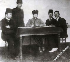 1919.07.05-9.Ordu Müfettişi Mustafa Kemal Erzurum'da.(5 Temmuz 1919)