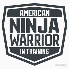 American Ninja Warrior in Training