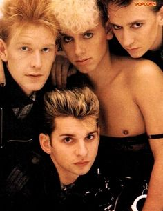 This picture was my first introduction to DM. I was seduced. ❤️