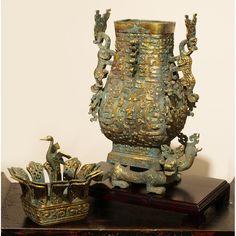 Bronze Imperial Fang Hu