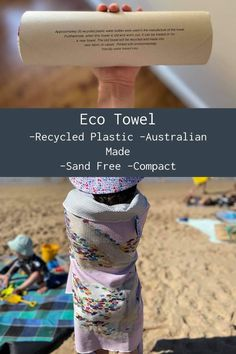 Old Towels, Recycled Yarn, Adventure Awaits, Oceans, Beach Towel, Making Out, Water Bottles, Compact, Shop