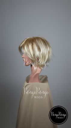 Light Blonde Wig/ Short Pixie Haircut Womens Mens Unisex Game of Thrones Jaime Lannister Cosplay Joffrey Dragon Age Halloween Costume rqvl by PungoPungo on Etsy