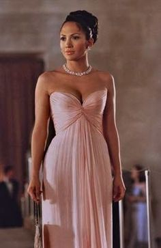 Jennifer Lopez Maid in Manhattan Best selling Sweetheart Chiffon Celebrity Dress Customize your own design - Celebrity Dresses - Special Occasion Dresses By AndyBridal Wedding Dresses Pink Evening Dress, Formal Evening Dresses, Evening Gowns, Strapless Dress Formal, Pink Dress, Evening Party, Maid In Manhattan, Jenifer Lopes, Vestido Jennifer Lopez