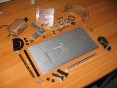Micro table saw