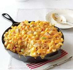 Quick-Fix Supper: King Ranch Chicken Mac and Cheese