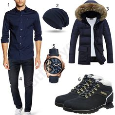 Dunkelblaues Herrenoutfit mit Tommy Hilfiger Hemd (m0756) #outfit #style #herrenmode #männermode #fashion #menswear #herren #männer #mode #menstyle #mensfashion #menswear #inspiration #cloth #ootd #herrenoutfit #männeroutfit