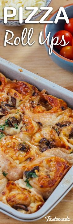 Roll up, roll up, we've got a pizza dish you need to hear all about