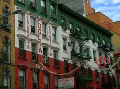 Little Italy NYC...one of my most favororite places