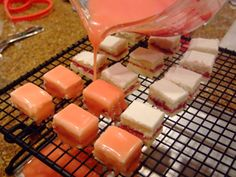 Petit Fours How-To