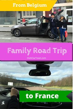 Family road trip from Belgium to France with @aeurope - We stop at Durbuy, Belgium, Strasbourg, France and Lyon, France. This is the last of a 3 part travel story about our European Road Trip