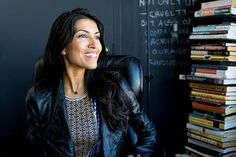 Leila Janah helps people in the developing world find work – near home -