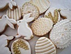 Biscoitos de páscoa - Testei, gostei!