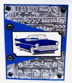 WT109 Aluminum Foil Convertible by KristineB - Cards and Paper Crafts at Splitcoaststampers