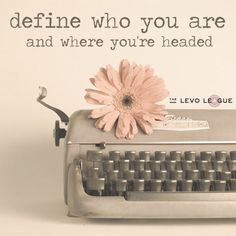 Where you are, where you want to be and what's in the way! Guide to defining a personal mission.