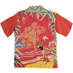 "SUNSURF Aloha shirt ""CASTING NET""<Special Edition> Hawaii Shirts, Mens Shirt Pattern, Vintage Hawaiian Shirts, Vintage Bikini, Bowling Shirts, Aloha Shirt, Tailored Shirts, Hawaiian Print, Hula"