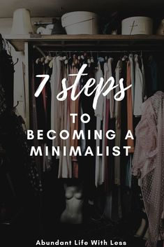 Beginner's Guid to Decluttering Like a Minimalist | How to become a minimalist | What is minimalism | How to declutter your home | Less is more | #minimalism #essentialism #minimalistfamily #minimalistmom #declutteryourlife
