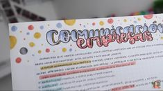 Bullet Journal Banner, Washi, Cute Notes, Calligraphy Quotes, Journal Aesthetic, School Notes, Zentangle, Stickers, Title Ideas