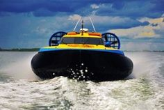 Hover Craft tours in Key Largo