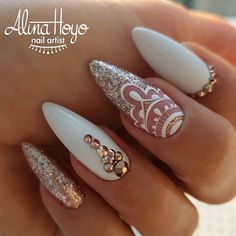 """5,869 Likes, 23 Comments - Ugly Duckling Nails Inc. (@uglyducklingnails) on Instagram: """"Beautiful nails by @alinahoyonailartist Ugly Duckling Nails page is dedicated to promoting…"""""""