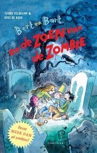 BRILJANT voorleesboek! Lemniscaat NL » Jeugd » Kinder- en jeugdboeken » Titels » Bert en Bart en de zoen van de zombie