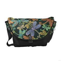 Purchase your next Dragonfly messenger bag from Zazzle. Choose one of our great designs and order your messenger bag today! Custom Messenger Bags, Cool Messenger Bags, Dragonfly Jewelry, Pack Your Bags, Online Purchase, Purse Wallet, Bag Accessories, Purses And Bags, Diaper Bag