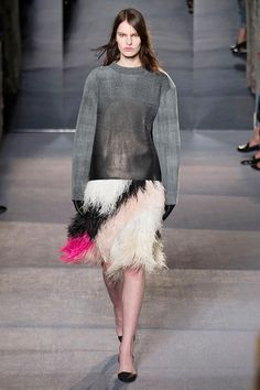Proenza Schouler Fall 2013 RTW Collection - Fashion on TheCut