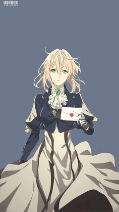 Pin By Wacky Artistry On Violet Evergarden Manga Anime, Otaku Anime, Violet Evergarden Wallpaper, Hd Wallpaper, Wallpapers, Manga Drawing, Manga Art, Violet Evergreen, Persona Anime