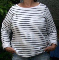 gkkreativ: Kostenloses Schnittmuster + Anleitung - Sweatshirt...