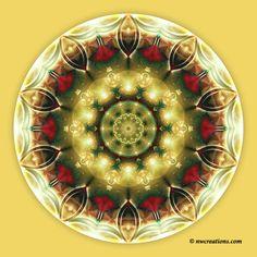 Mandala Monday - Mandalas for a New Earth by Atmara Rebecca Cloe - Part 7 - http://go.shr.lc/YpSbaA -  © Atmara Rebecca Cloe and New World Creations -  Purchase prints and gifts at http://www.zazzle.com/New_World_Creations?rf=238526469533245868
