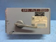 GE QMR361 30 Amp 600V Fusible Panelboard Disconnect Wire In THFP-361 30A (TK3852-4). See more pictures details at http://ift.tt/2FJ8gSG