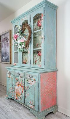 Hand Painted Furniture, Funky Furniture, Refurbished Furniture, Farmhouse Furniture, Paint Furniture, Plywood Furniture, Repurposed Furniture, Shabby Chic Furniture, Furniture Projects