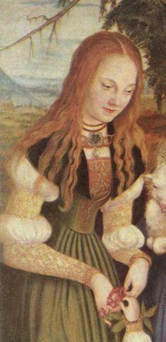 Lucas Cranach d. A. 025 - 1500–50 in Western European fashion - Wikipedia, the free encyclopedia