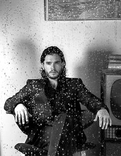 Kit Harington.                                                                                                                                                     More