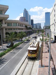 Tampa-Trolley & Convention Center