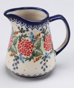 Lidia's Polish Pottery - Creamer