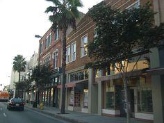 I love Old Town Pasadena