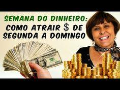 Sensitiva Márcia Fernandes e um Banho para Atrair MUITO DINHEIRO em sua vida!!! - YouTube