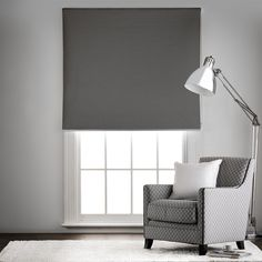 The ASHCROFT Blockout Roller Blind is part of freedom's blinds & curtains range and is available to shop now. Moving Furniture, Furniture Legs, Office Storage Furniture, Curtains With Blinds, Ottoman Sofa, House Blinds, Curtain Accessories, Roller Blinds