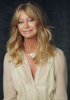 Goldie Hawn on the Beauty of Getting Older