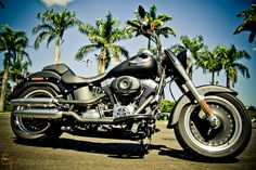 Harley-Davidson FatBoy Special #umamotopordia #osvaldofuriatto