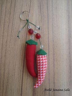 Chaveiro de pimenta