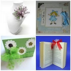 DIY Mother's Day Crafty Gift Ideas