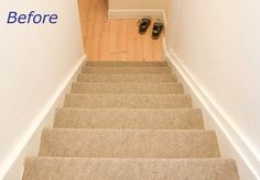 Four Easy Stairway Makeover Ideas