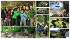 The Dates are Out!!  Book the Wild things! Woodland Activity Leader Training for 2016 NOW ;)