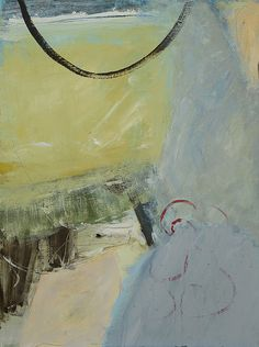 David Mankin | Contemporary Abstract Artist | Cornwall, 'Spindrift', acrylic and mixed media on wood panel, 45cm x 60cm