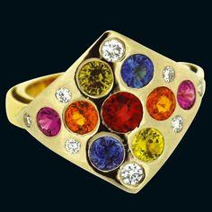 Ring by Nicolas Tourrel