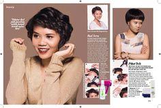 Teks astriana gemiati for JOY magazine  PhotoBy ricko sandy  In associate hairBy jeffry welly  Model sekar larasati