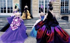 Art + Commerce - Artists - Photographers - Patrick Demarchelier - Dior Couture