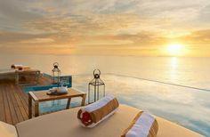Hotel Hideaway Beach Resort & Spa, recenze hotelu, dovolená a zájezdy do tohoto hotelu na Invia.cz