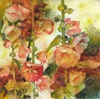Karlyn Holman watercolor